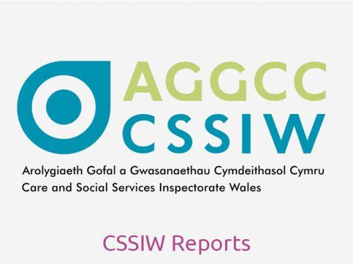 CSSIW Reports